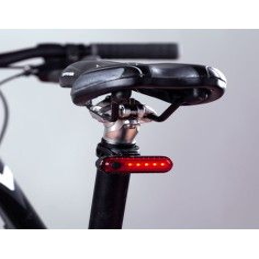 Tira LED 320 LEDs COB/Metro 8mm Ancho 24VDC IP20 x 5 Metros