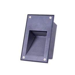 Placa de LEDs Cuadrada  220Mm 20W 1600Lm 30.000H
