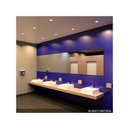 Placa de LEDs Cuadrada  225Mm 18W 1350Lm 30.000H