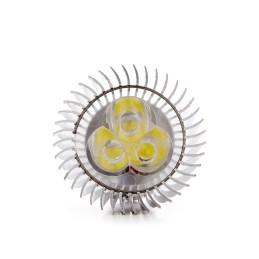 Aplique de Pared LED 5W 500Lm Blanco Amelia [MS-AP-815-1-W-W]