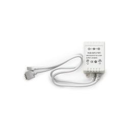 Tira LED 230VAC SMD2835 120LEDs 12W/M Cálido/Frío IP65  x 1M