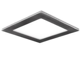 Foco de Piscina de LEDs Montaje Superficie Ø300Mm 24W Multicolor con Mando