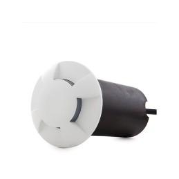 Tubo LED 120Cm T8 Cabeza Rotatoria Conexión Un Extremo 18W 1673Lm 30.000H