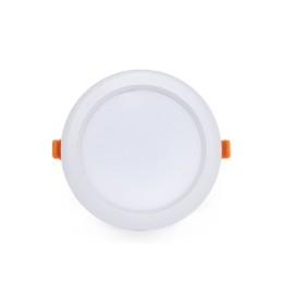 Placa de LEDs Circular  12VDC 225Mm 18W 1409Lm 30.000H