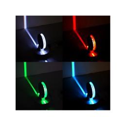 Perfíl Aluminio para Tira LED - Difusor Opal x 1M