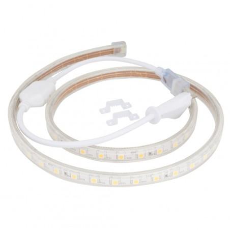 Downlights de LEDs Circular de LEDs con Cristal Ø95mm 6W 450Lm 30.000H
