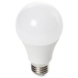 Lámpara Pie LED Exterior IP54  120x600mm 10W Gris Aluminio + PC [SL19-C001B_G-WW]