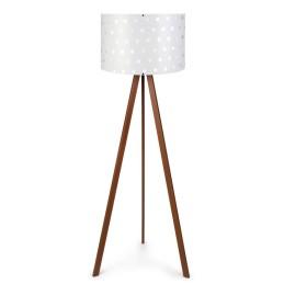 """Lámpara de Mesa de estilo vintage \""""Manavgat - N-609\"""" Amarillo 1xE27 Sin Bombilla [OPV-525NOR2129]"""