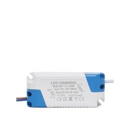 Controlador-Dimmer I-Touch Tira LED Unicolor 12-24VDC ► 13M