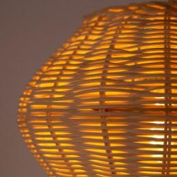"Lámpara de Mesa \""Jenna\""  [SKD-T010-W]"
