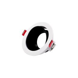 Foco Proyector LED IP44 Negro con Detector Movimiento 30W 2550Lm Blanco Natural