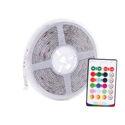 Foco Proyector LED IP44 Negro con Detector Movimiento 50W 4250Lm Blanco Natural