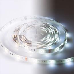 Foco Proyector LED IP44 Negro con Detector Movimiento 100W 8500Lm Blanco Natural